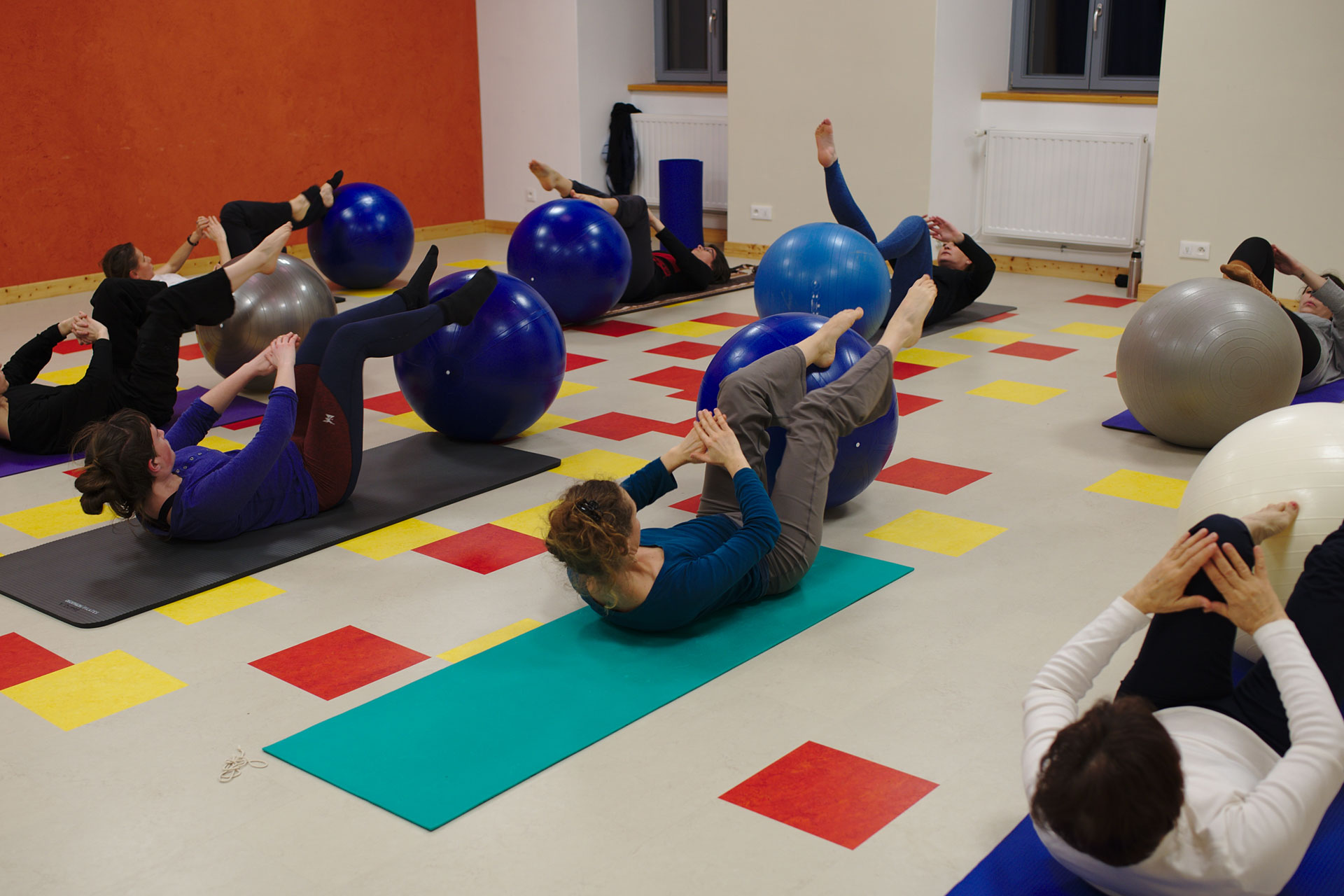 Mina Retali Cours collectif Pilates à Barral à Die