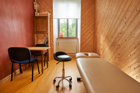Salle de Massage de l'Espace Soins et Bien-Être de Die